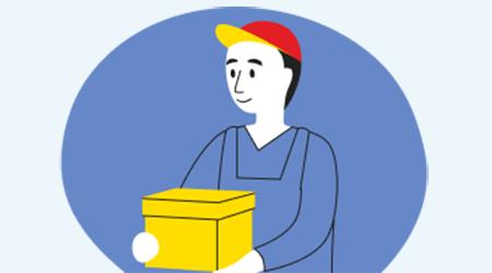В помощь службе доставки