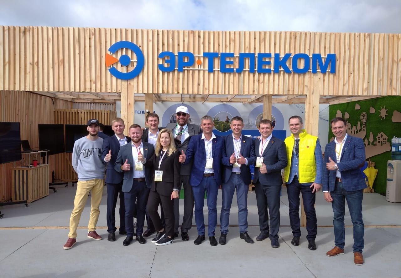 «ЭР-Телеком» представил цифровые решения для АПК  на форуме «День сибирского поля 2021» в Алтайском крае
